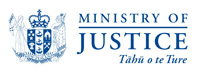 Ministry of Justice security registration